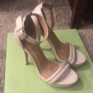 Glaze high heels